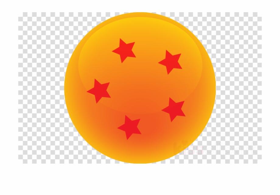 Dragon Ball 5 Star Clipart Goku Dragon Ball Z Png Topical