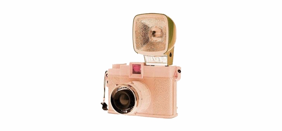Pink Camera Vintage Flash Cute Aesthetic Pngs Film Camera Transparent Png Download 4267575 Vippng