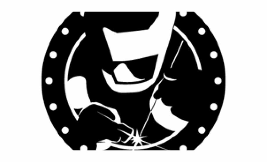 Welder Clipart Tig Welding Skulls Rainbow Room Logo Transparent Png Download 4299301 Vippng