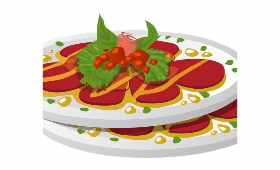 Dinner Plate Clipart Healthy Plate Food Food Platter Clipart Png Transparent Png Download 4343006 Vippng
