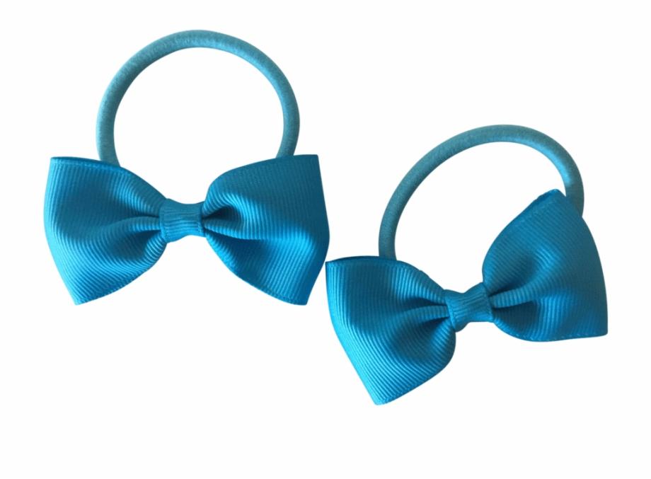 Hair Tie Png Blue Hair Tie Png Transparent Png Download