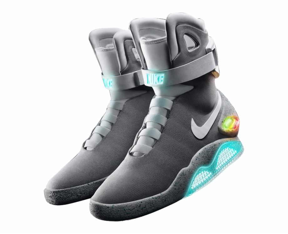 Persistente Nuclear Produce  Nike Mag Shoes - Nike Hyperadapt Shoes Price In India | Transparent PNG  Download #4369324 - Vippng