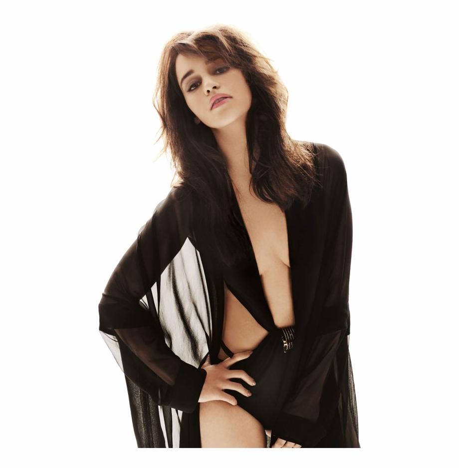 Clarke hot emilia Sexiest Scenes: