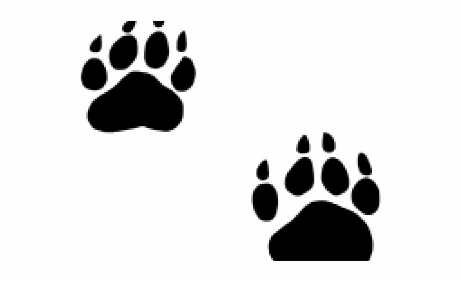 Dog Paw Prints Clip Art - 77 cliparts