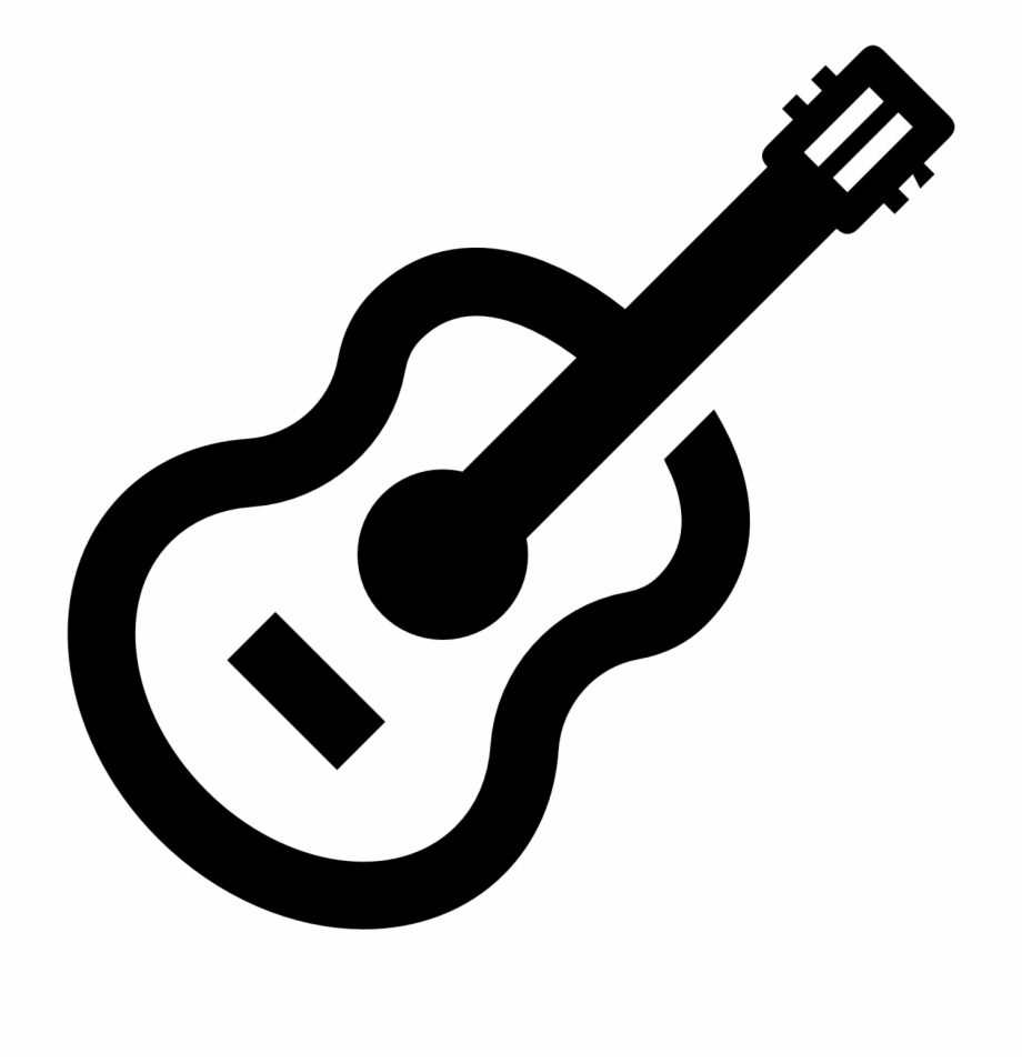 Icon Guitar Transparent Png Download 447021 Vippng