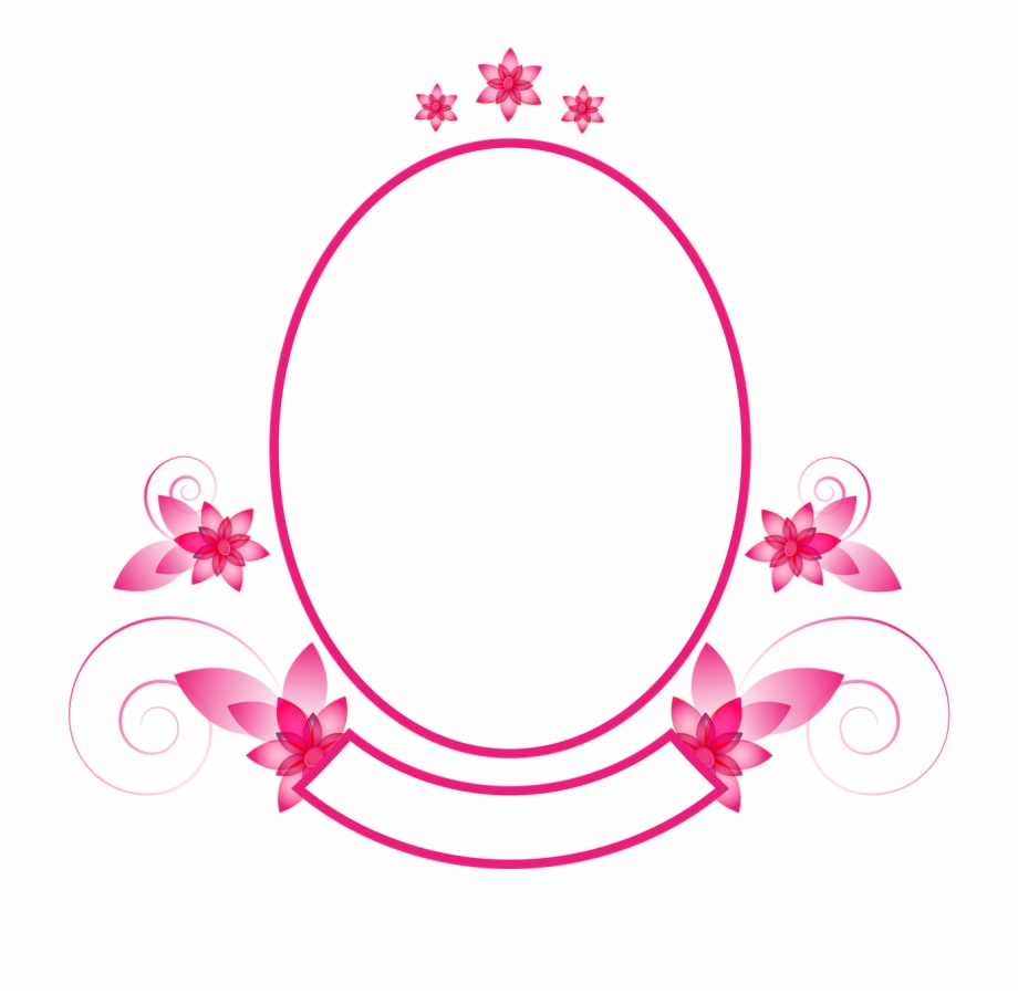Photo Frame Frame Transparent Background Free Picture Oval Frame Background Oval Transparent Png Download 4438883 Vippng