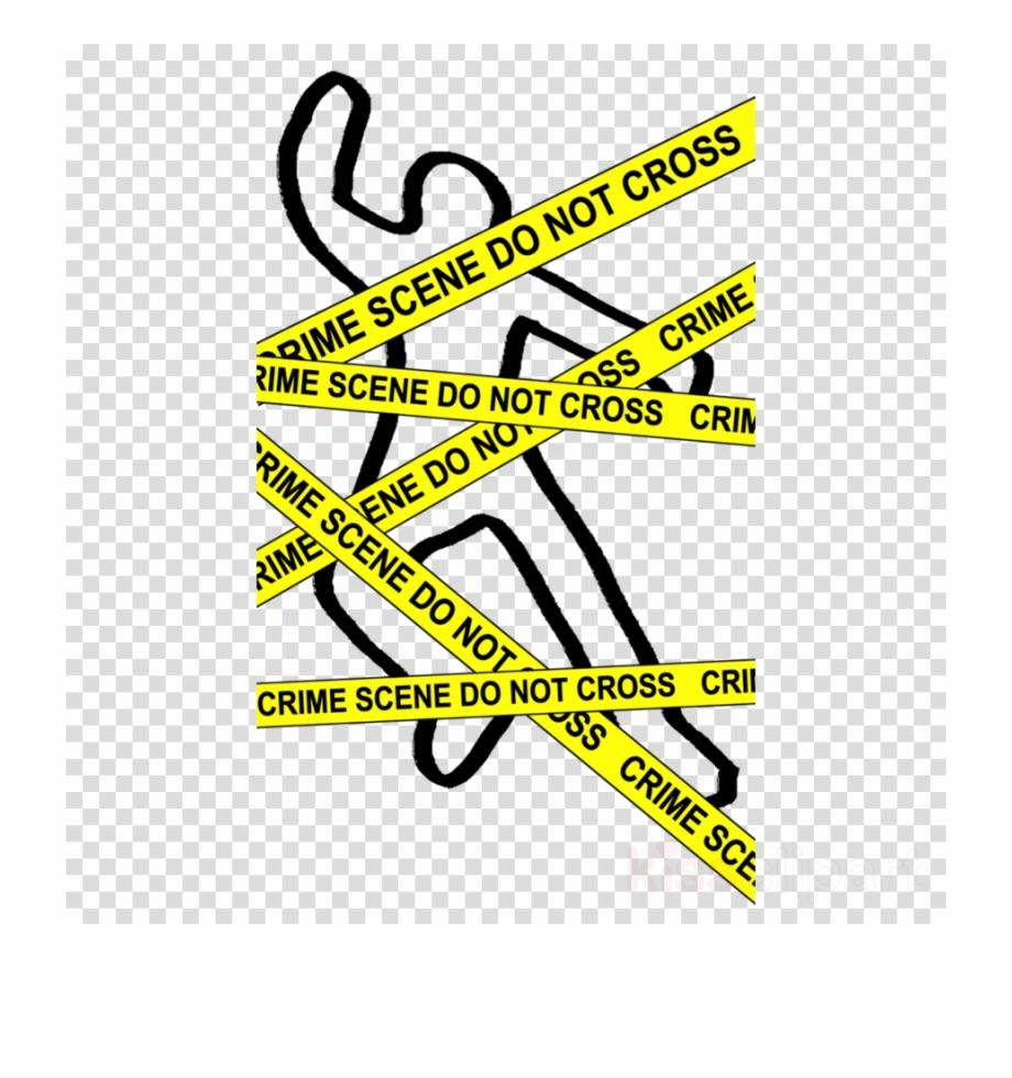 Text Yellow Font Transparent Forensic Science Crime Scene Clipart Transparent Png Download 4453731 Vippng