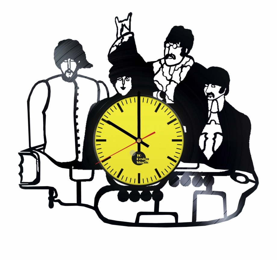 Beatles Yellow Submarine Transparent Png Download 4455114 Vippng