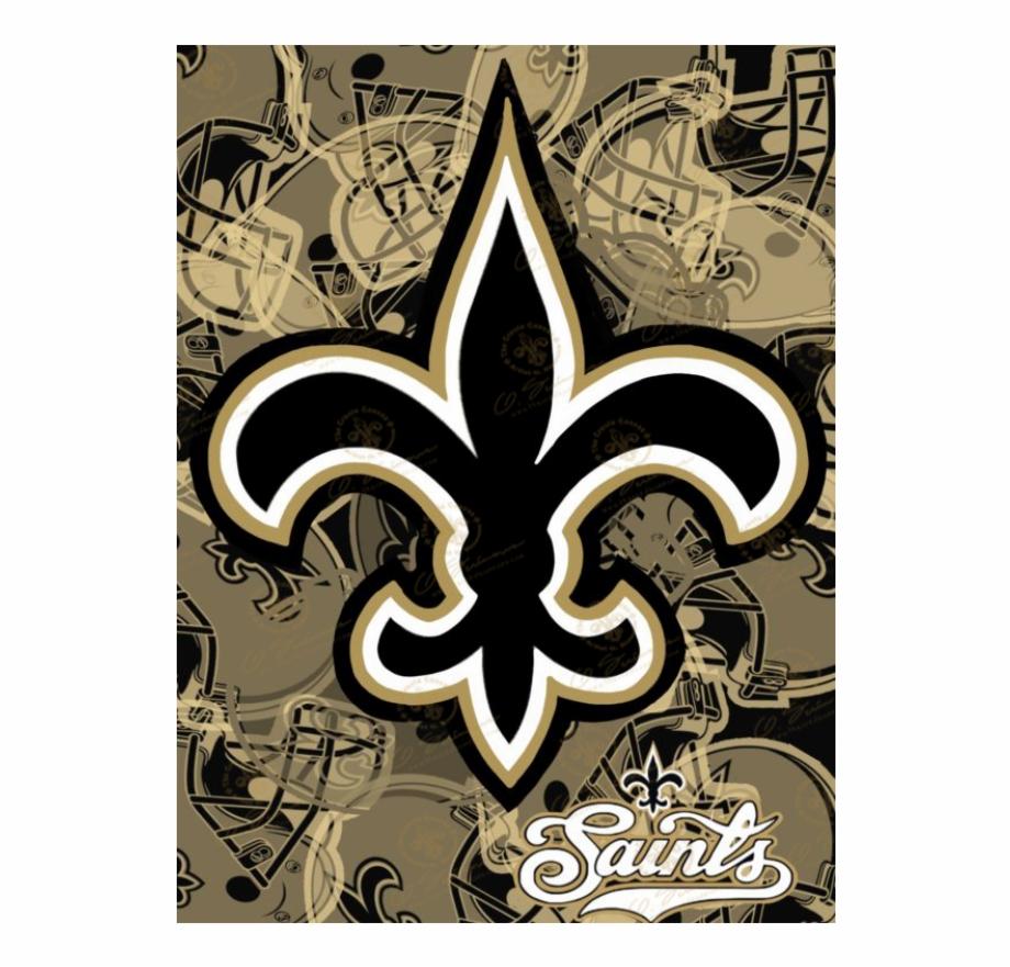 Saints Fleur De Lis Images Logo New Orleans Saints Transparent Png Download 4466687 Vippng