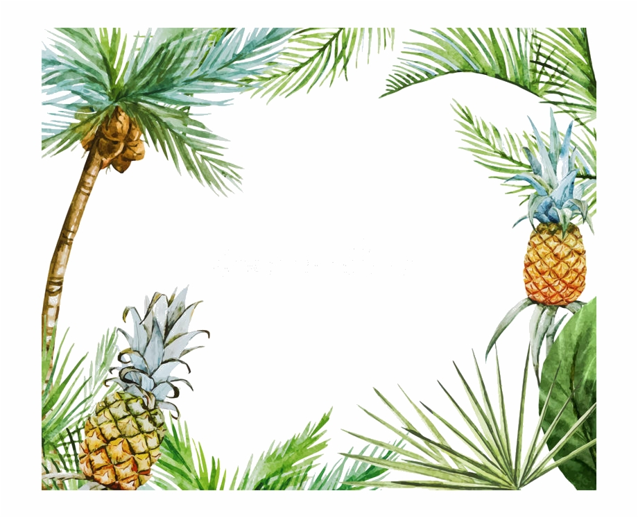 Tropical Leaves Frame Valeriam Trendme Net Tropical Pineapple Border Clip Art Transparent Png Download 4537097 Vippng We are uploading new and fresh contents on a daily basis. tropical leaves frame valeriam trendme