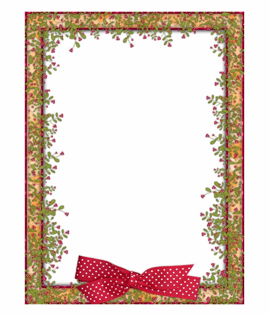 Christmas Border Christmas Frames Borders For Paper