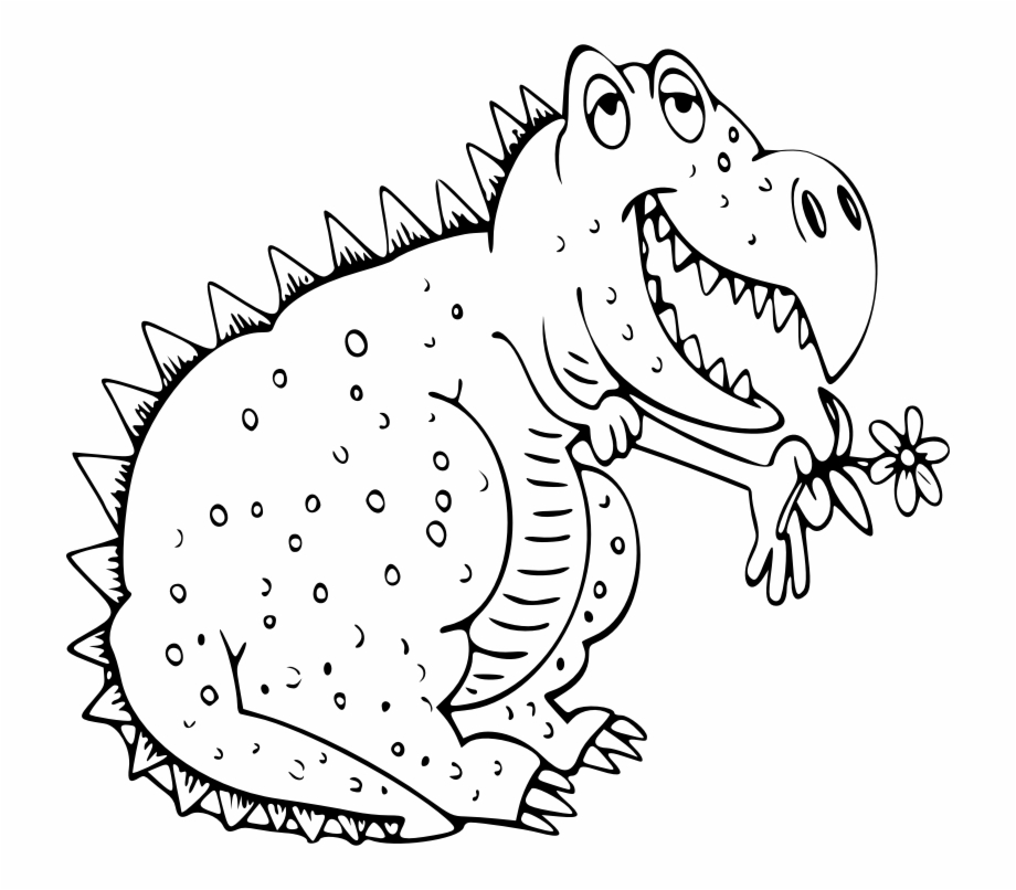 T Rex Disegni Da Colorare.Drawing At Getdrawings Com Free For Personal Disegno Da Colorare T Rex Transparent Png Download 4619532 Vippng