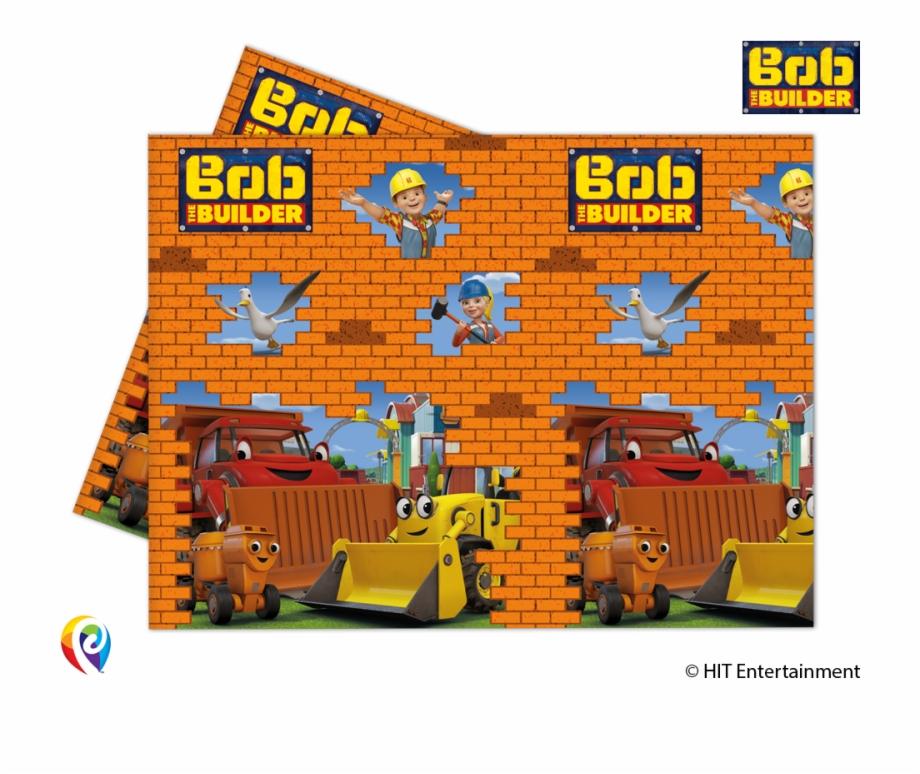 Bob the Builder Construction Cartoon  Carpenter Birthday Party Balloon