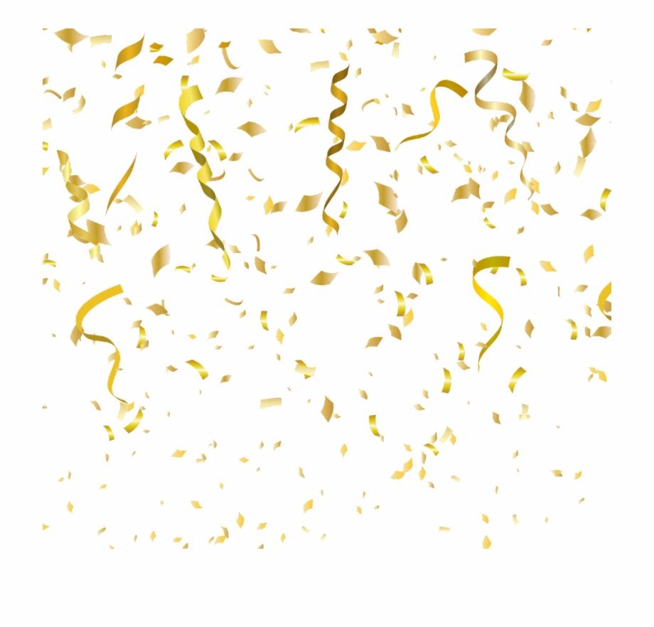 Home Design 3d Gold Ideas: Gold Confetti Background Png Transparent Background