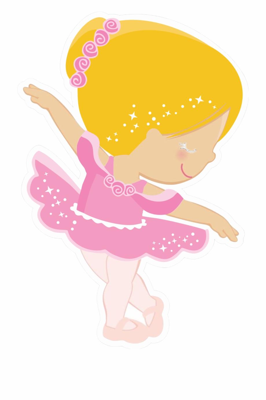 Bailarina Sticker Bailarina Cabelo Preto Transparent Png