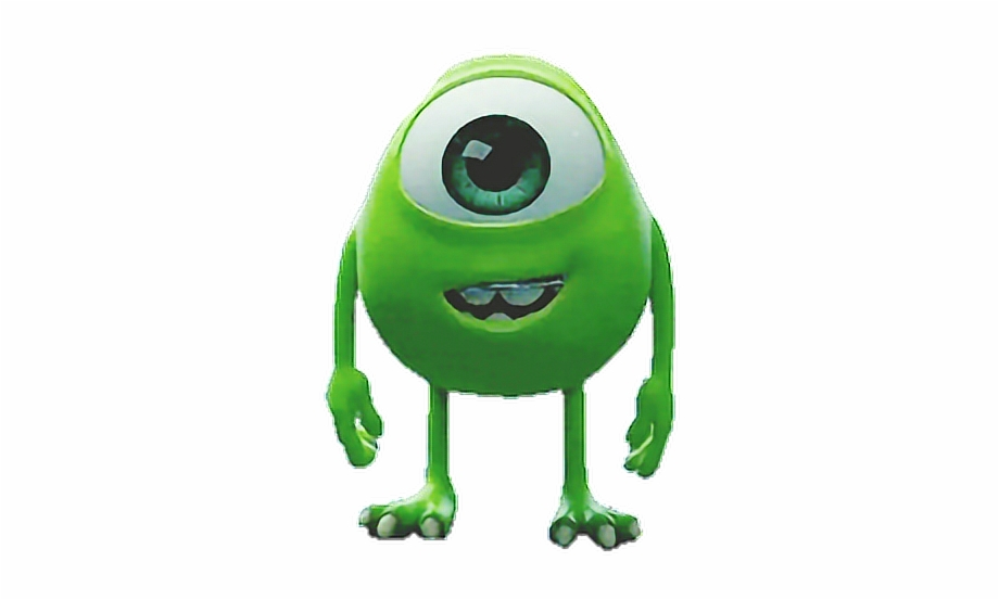 Mike Mikewazowski Mikewazowsky Mikewazowsky Pixar Monsters Inc Mike Png Transparent Png Download 4753548 Vippng