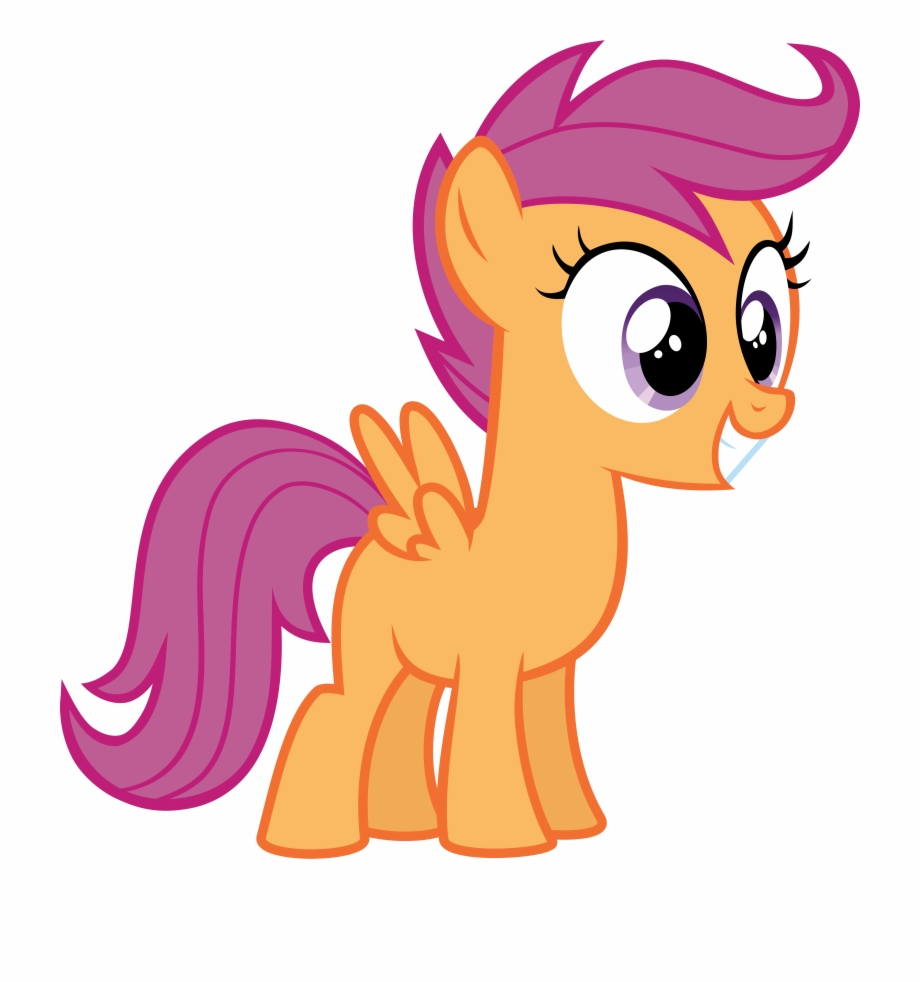 Scootaloo Is Ha My Little Pony Apple Scootaloo Transparent Png Download 4774853 Vippng Scootaloo, cutie mark crusaders © hasbro. scootaloo is ha my little pony apple
