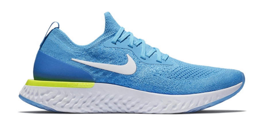Men's Epic React Flyknit Running Shoe - New Nike React