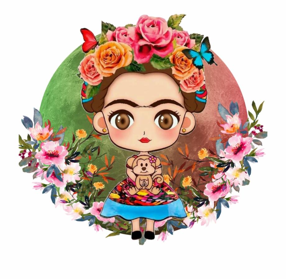 Invitaciones De Frida Kahlo Para Imprimir Gratis Sticker