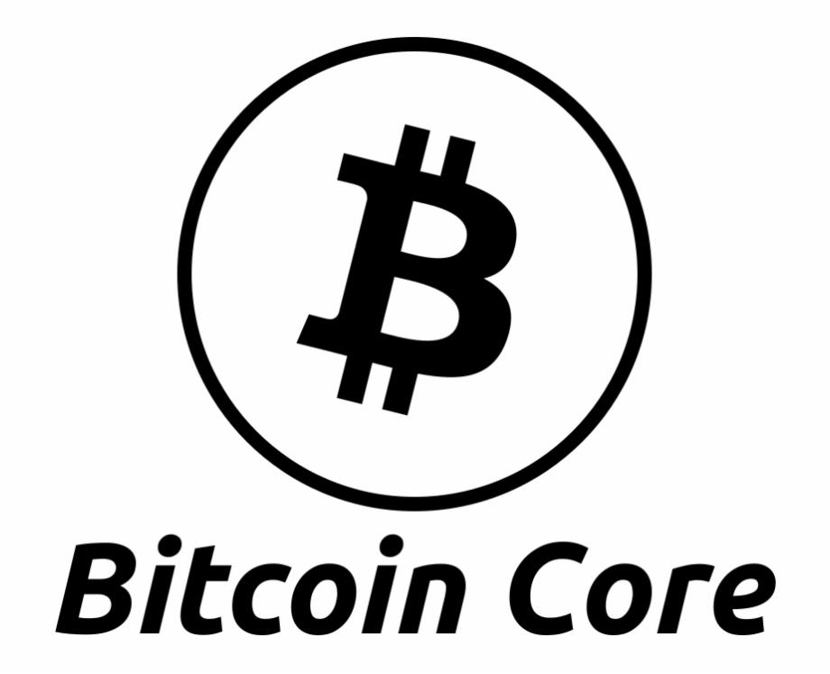 pixels bitcoin core logo png