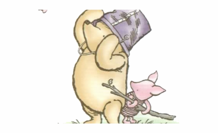 Clipart Wallpaper Blink Piglet Classic Winnie The Pooh Transparent Png Download 4862274 Vippng