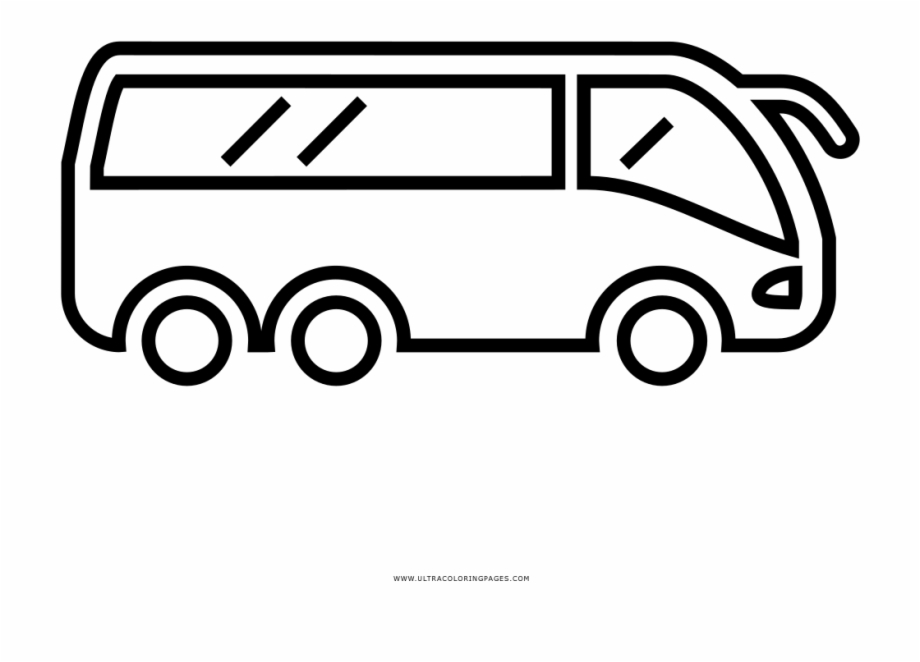 Bus Coloring Page Desenho De Onibus Escolar Para Colorir