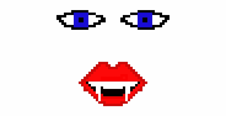 Wife Of Dracula Pixel Art Superman Sign Transparent Png