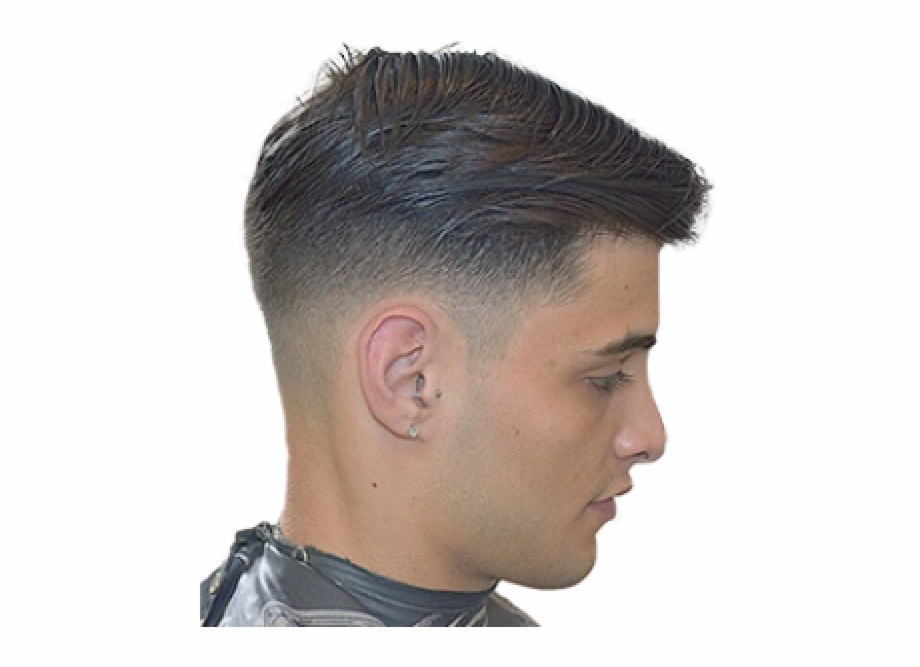 Awesome Fade Cut Male Hair Cutting Style Transparent Png Download Natural Hairstyles Runnerswayorg