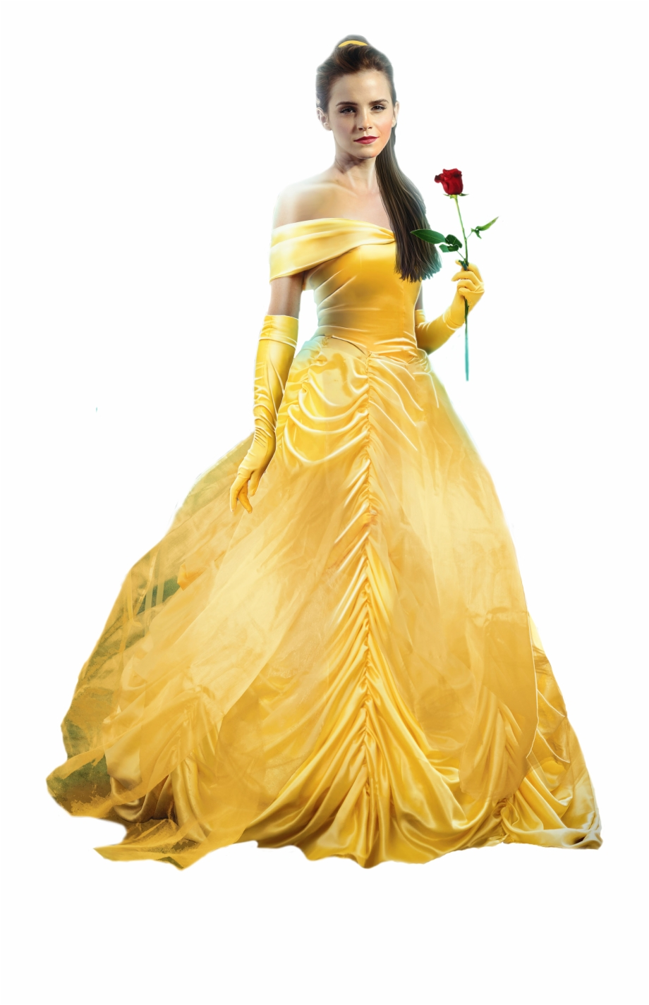 Belle Years Ago A Greedy Prince Was Cursed And Turned Beauty And The Beast 2017 Png Transparent Png Download 497551 Vippng