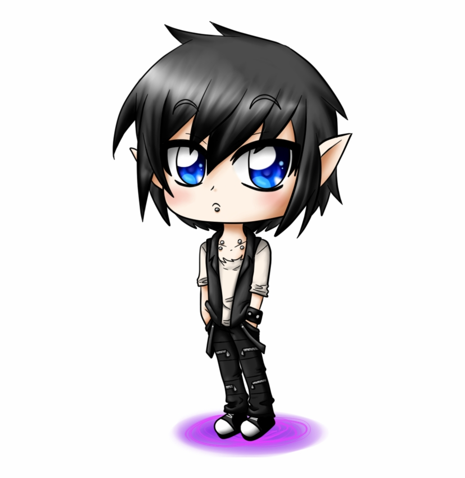 Anime Cute Boy Cartoon Transparent Png Download 499022 Vippng