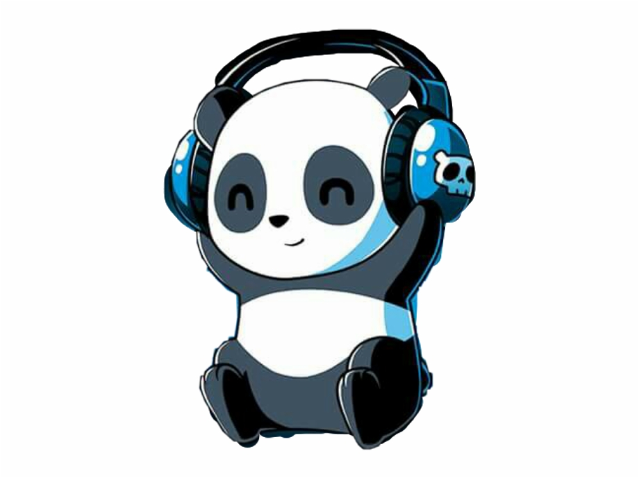 считают, картинки панда в очках и наушниках тут совсем старые