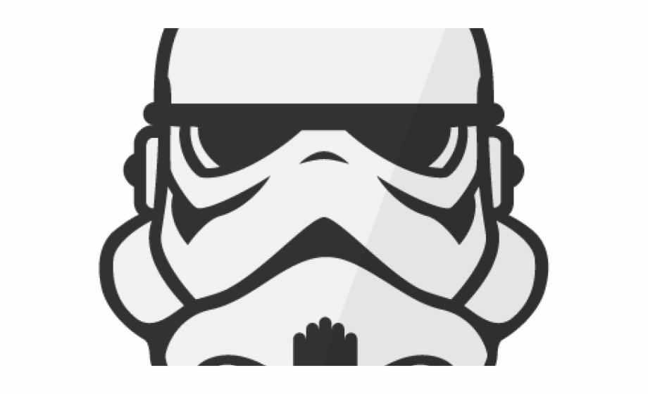 Free Black And White Star Wars Images, Download Free Clip Art, Free Clip Art  on Clipart Library