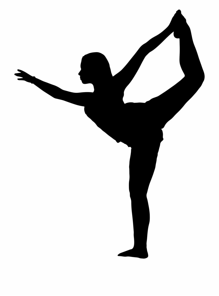Svg Free Stock Female Yoga Pose Big Image Png Yoga Pose Clip Art Transparent Png Download 55592 Vippng