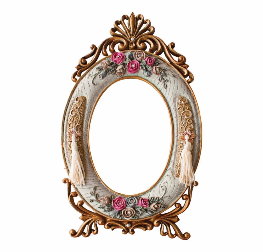 Vintage Colors Mirrored Picture Frames Png Photo Vintage Mirror Png Transparent Png Download 502925 Vippng