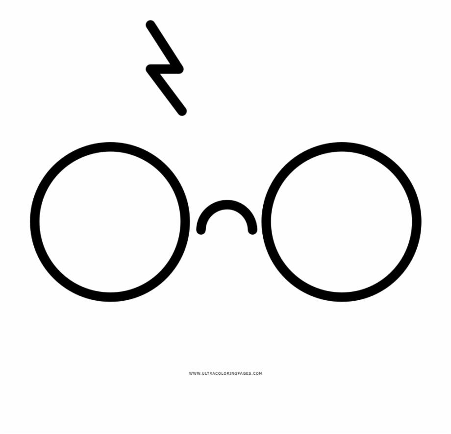 Clip Art Glasses Png For Free Download On Harry Potter Lightning