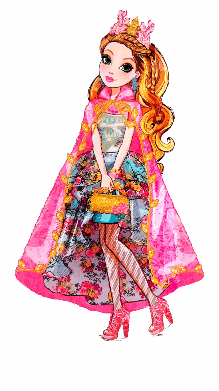 Ashlynn Ella Coloring Page | Ever After High | 1643x920