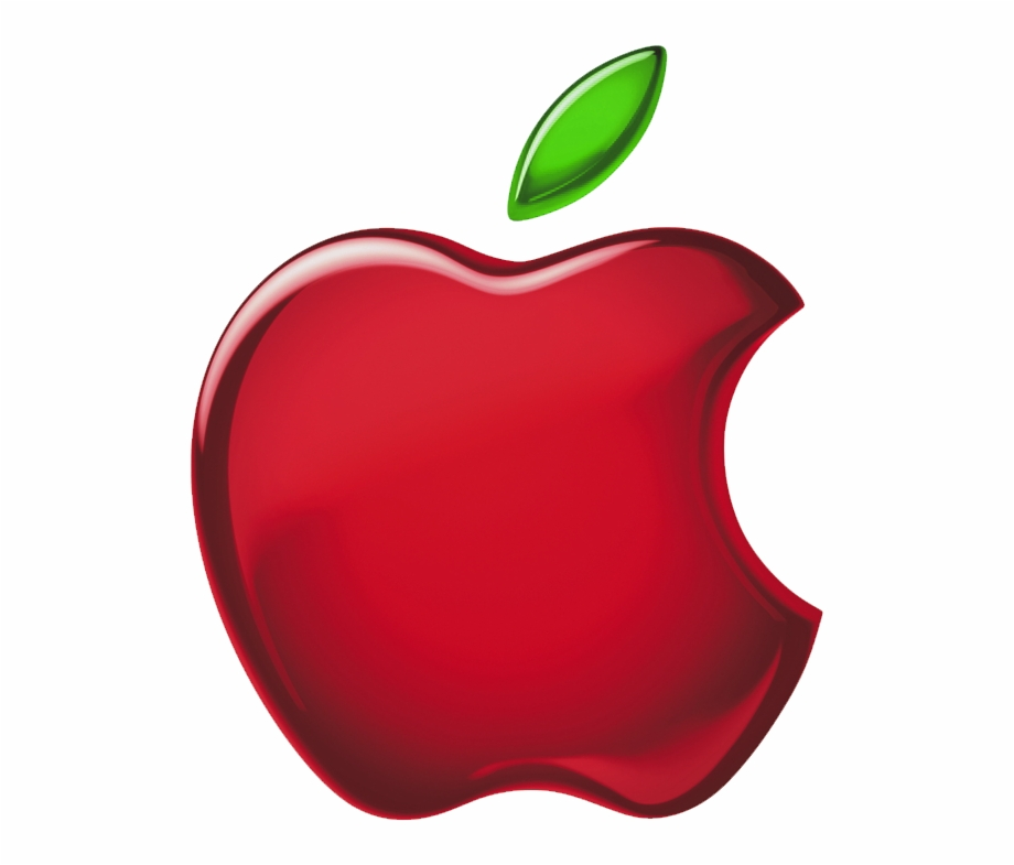 Apple Logo Png Pink Apple Clipart Logo Image Free Logo Apple Logo Red And Green Transparent Png Download 514345 Vippng
