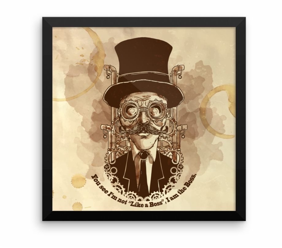 Steampunk Drawings Transparent Png Download 5120059 Vippng