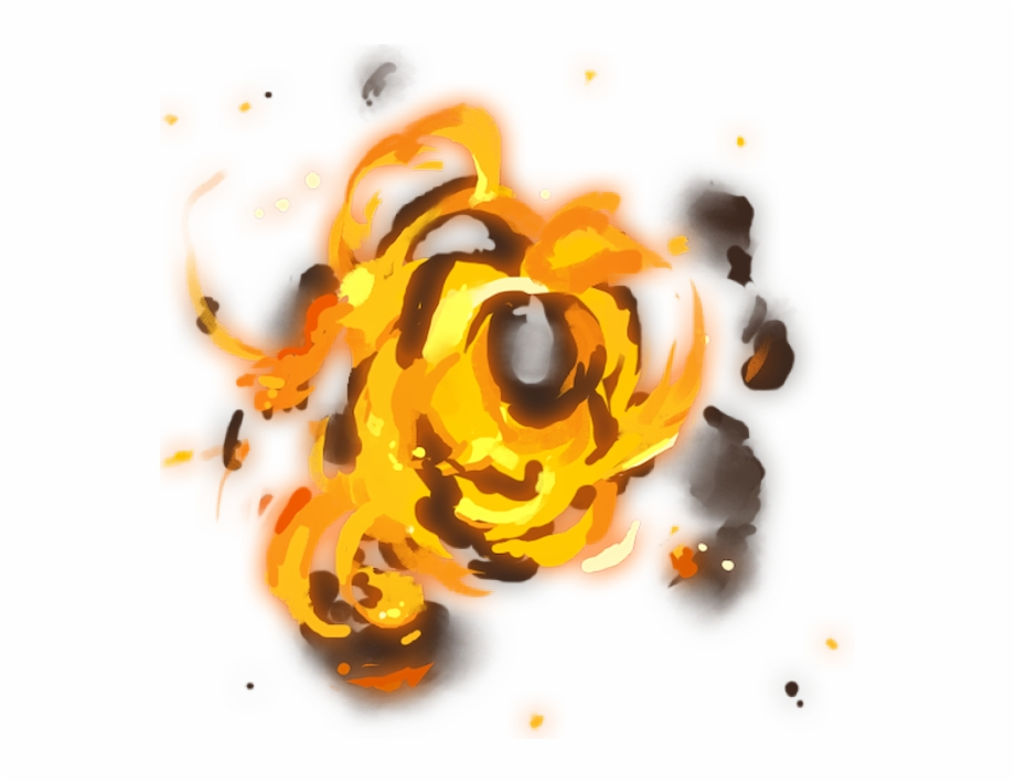 Fire Thumbnail Effect Png | Transparent PNG Download