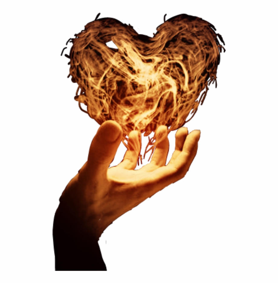 Fire Hand Flames Holding Heart Red Orange Love Transparent Png Download 5155843 Vippng New picsart visual fire hand editing background download. fire hand flames holding heart red
