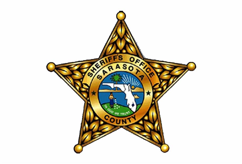 STICKER SHERIFF SARASOTA COUNTY