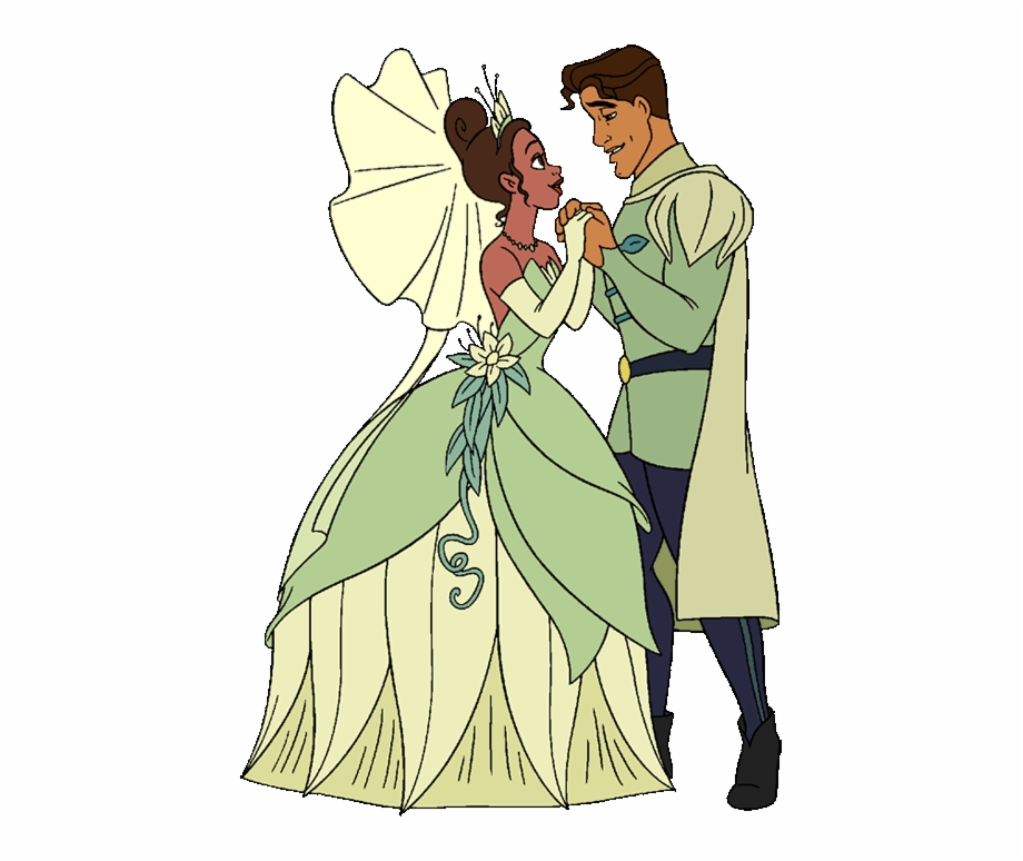 Princess Tiana Frog Tiana Princess And The Frog Clipart