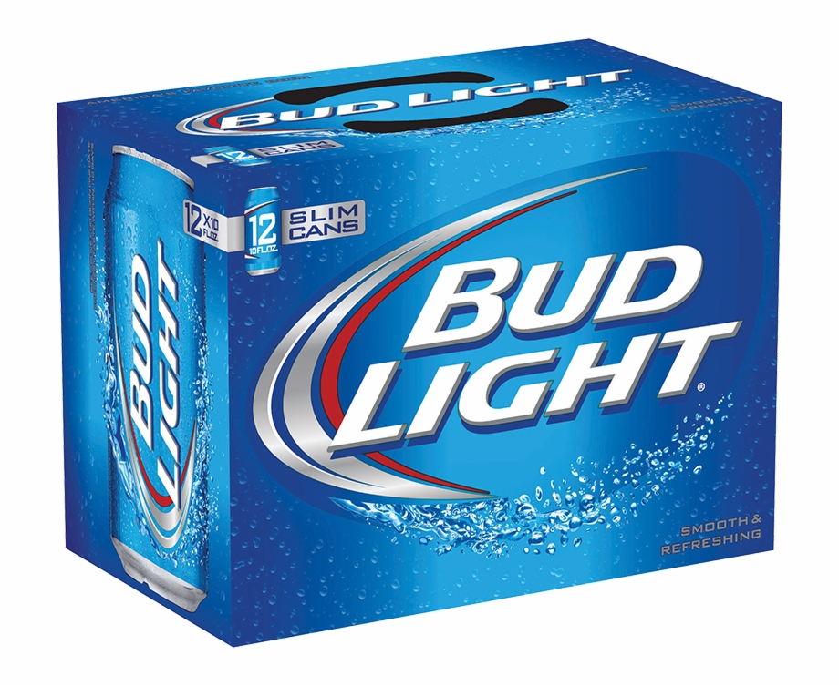 Source - Acappioneinc - Com - Report - Budweiser Beer - 24 Pk Bud Light |  Transparent PNG Download #5195096 - Vippng