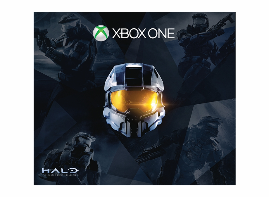 The Master Chief Collection Xbox One Bundle Arrives Halo