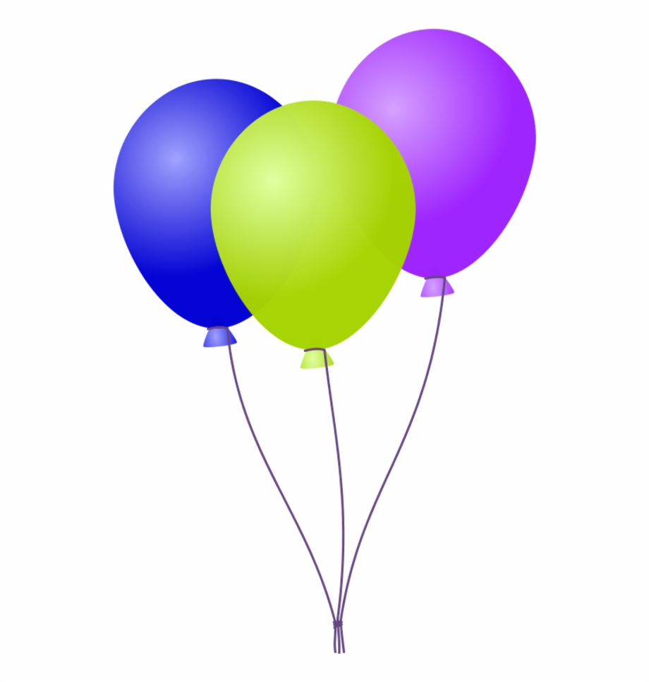 vector clip art - count balloons vector png | transparent png download  #5231459 - vippng  vippng