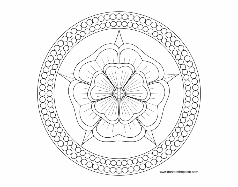 Printable Mandala Coloring Pages For Adults Hd Wallpaper ...