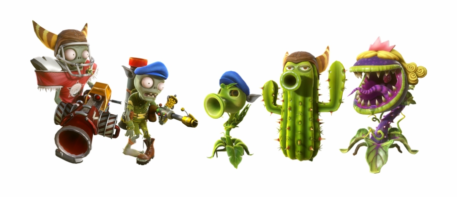 Download Plants Vs Zombies Garden Warfare Plants Vs Zombies 2