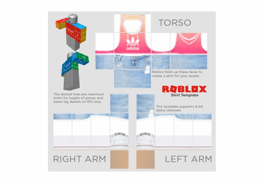 Roblox Shirt Template Download 2019 Free Roblox Shirt Templates 2019 Transparent Png Download 5306547 Vippng