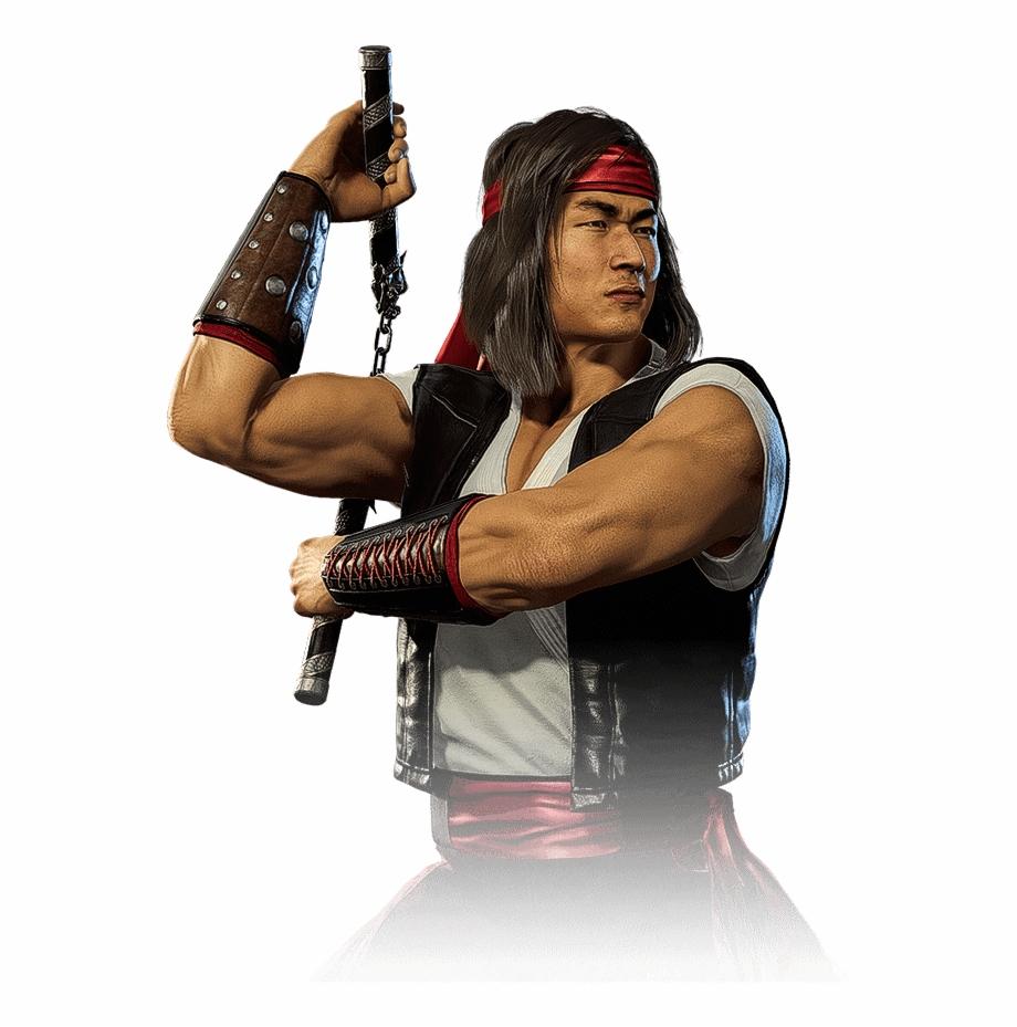 Mortal Kombat 11 Liu Kang Transparent Png Download 5349033 Vippng