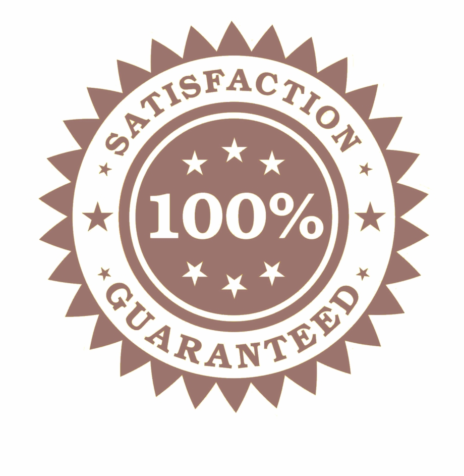 add to cart - 100% satisfaction guarantee sticker | transparent png  download #5354283 - vippng  vippng